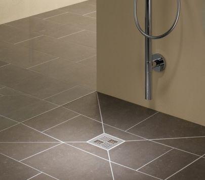 Építési Megoldások - A zuhanyzók lefolyóválasztása nem csak a ...