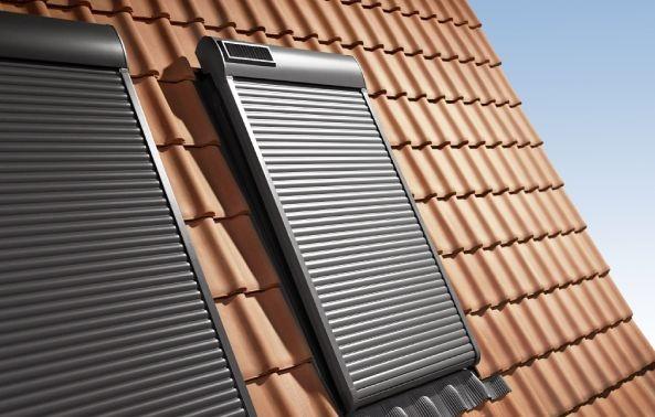 Építési Megoldások - Napelemes tetőtéri ablakok csak a Veluxtól