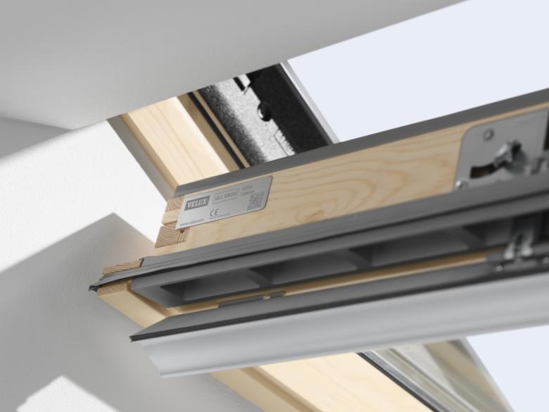 1,1-es jövőbiztos Uw-értékű VELUX tetőtéri ablakok megfizethető áron